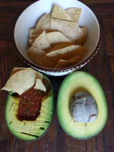 Reed avocado personal bowl of guacamole