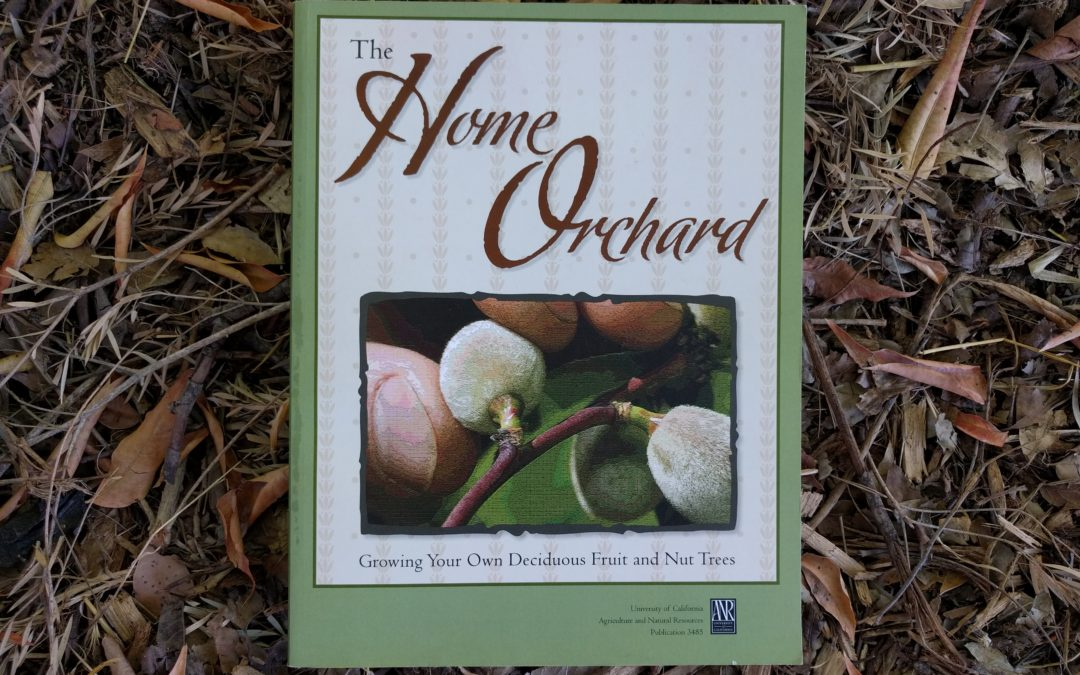 The Home Orchard: a book review