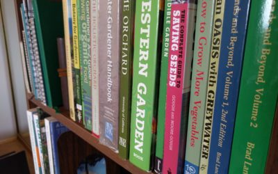 Best books for food gardeners in Southern California