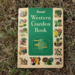 1954 edition Sunset Western Garden Book