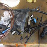 drip irrigation materials